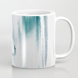 Surface Current - Ocean Abstract Coffee Mug