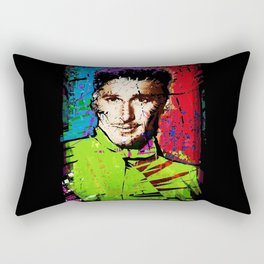 Errol Flynn. Errolesque. Rectangular Pillow