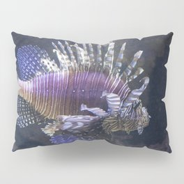 Lionfish Pillow Sham