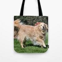 happiness Tote Bags featuring Happiness by IowaShots