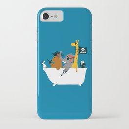 Everybody wants to be the pirate iPhone Case