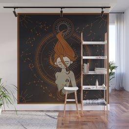 Astral goddes Wall Mural