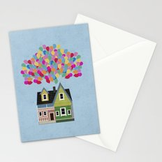 Up! Stationery Cards