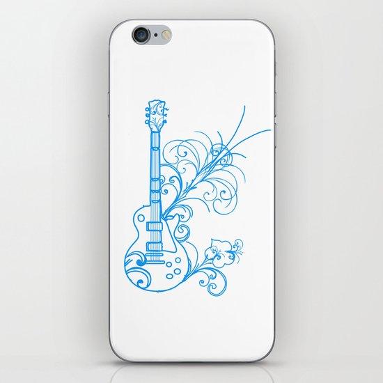 Music - 1 iPhone & iPod Skin