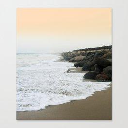 At Sea Shore Canvas Print