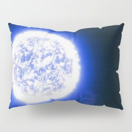 Endless White Pillow Sham