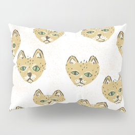 Cheetah Pillow Sham