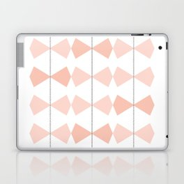Pretty Bows All In A Row Laptop & iPad Skin