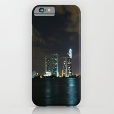 Miami night skyline Slim Case iPhone 6s