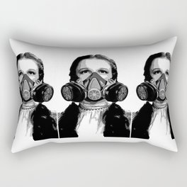 Dorthy Get's Down Rectangular Pillow