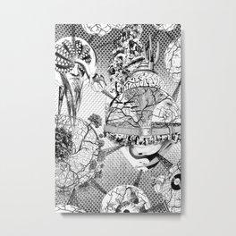 1,616199·10^(-35) m Metal Print