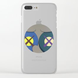Nose Clear iPhone Case