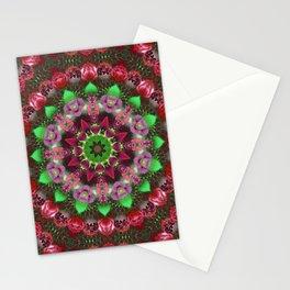 Mandala - Daily Focus 2.24.2018 Stationery Cards