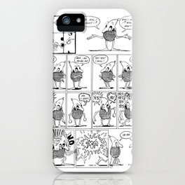 A schism iPhone Case