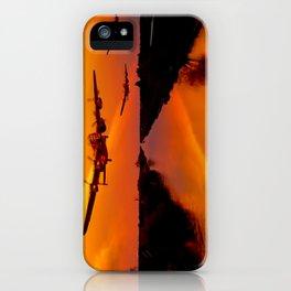 On the Run iPhone Case