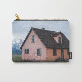 Alone in Yellowstone Carry-All Pouch