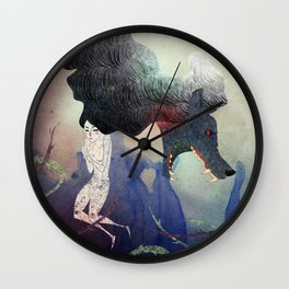 Fables Wall Clock
