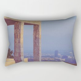 Elevated View Rectangular Pillow
