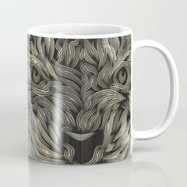 TIGER LILLY sepia Coffee Mug