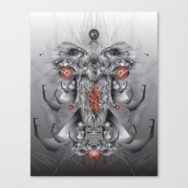 elephantmon Canvas Print