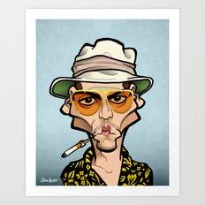 Raoul Art Print