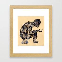 Giant of the Woods Framed Art Print