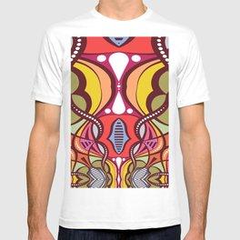C13D Pattern Construct T-shirt