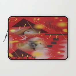 Homage to Balzac n.12 Laptop Sleeve