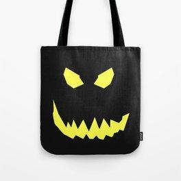Halloween Smile Tote Bag