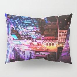 New York City Blade Runner Pillow Sham