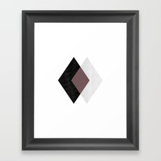 TRIII Framed Art Print