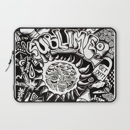 A Love Letter to Sublime Laptop Sleeve