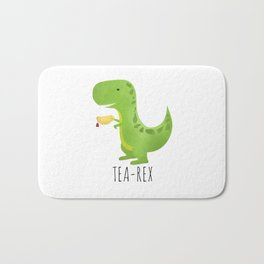 Tea-Rex Bath Mat
