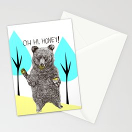 Oh, Hi Bear! Stationery Cards