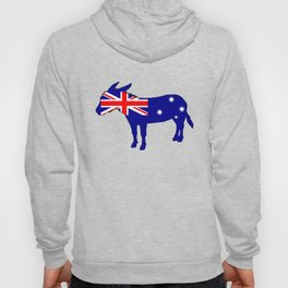 Australian Flag - Donkey Hoody