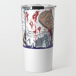 Zombie Beckham Travel Mug