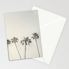 Double Exposure Palms 1 Stationery Cards