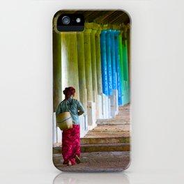 Myanmar iPhone Case