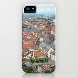 Heidelberg, Germany iPhone Case
