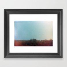 Pennsylvania Sky No.3 Framed Art Print