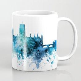 Durham Skyline Cityscape Coffee Mug