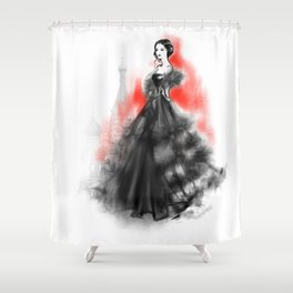 Kremlin Shower Curtain