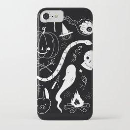 My Favorite Spooky Things iPhone Case