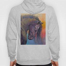 Friesian Horse Hoody