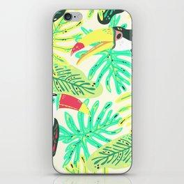 Tucanos iPhone Skin
