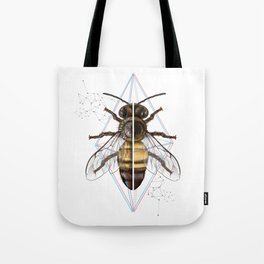 BeeSteam Tote Bag