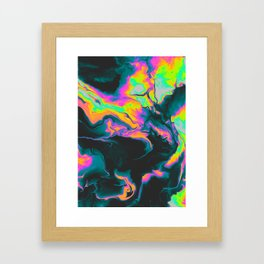 YOU'RE GONNA GET IT Framed Art Print