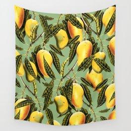 Mango Season #society6 #decor #buyart Wall Tapestry