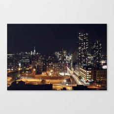 New York City Skyline II Canvas Print