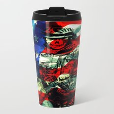 Military Branches of Service Travel Mug